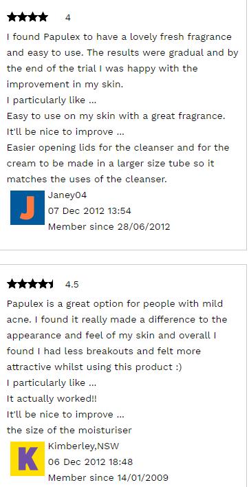 Review Sữa Rửa Mặt Papulex Dành Riêng Cho Da Mụn