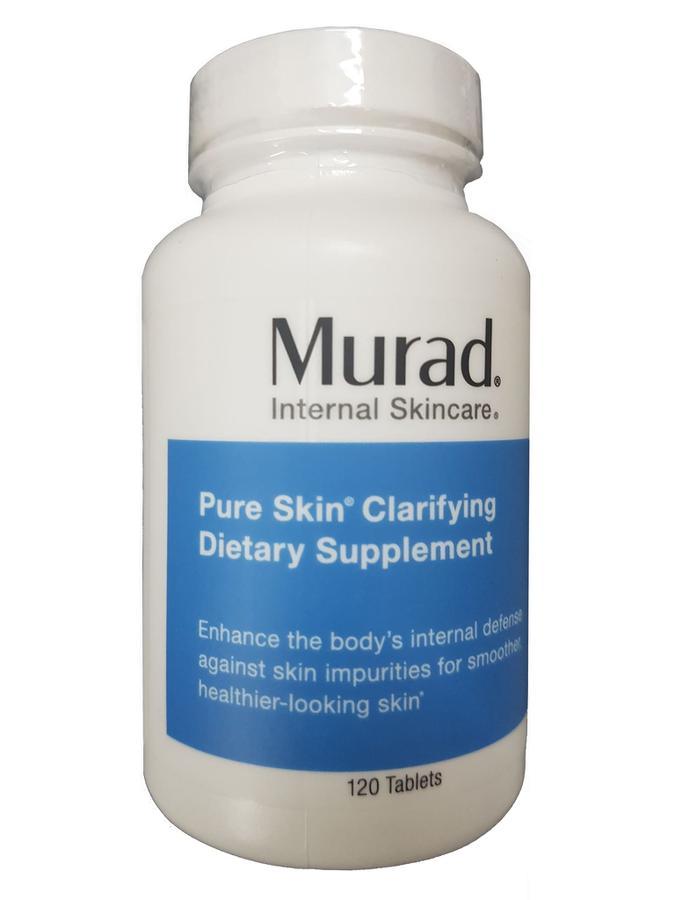Viên Uống Trị Mụn Murad Pure Skin Clarifying Dietary Supplement