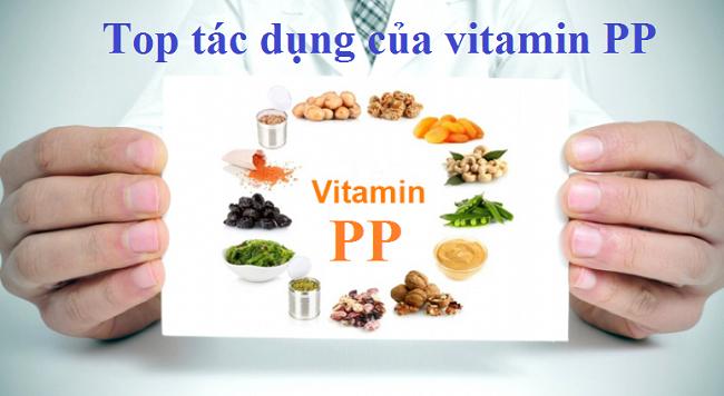 Vitamin PP Là Gì? Lợi Ích Và Những Lưu Ý Khi Sử Dụng?