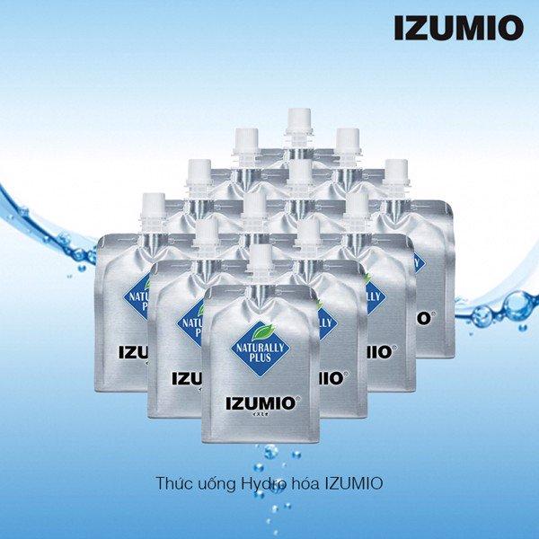 Nước Uống Izumio 200ml Chính Hãng Nhật Bản