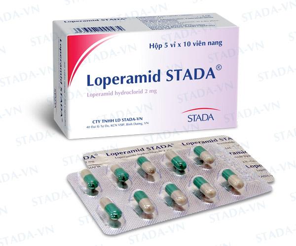 Công Dụng Thuốc Loperamid Là Gì? Dùng Thế Nào Cho Đúng?