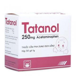 Tatanol Trị Bệnh Gì? Có Dùng Được Cho Trẻ Em Không?