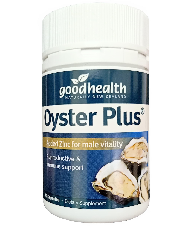 Tinh Chất Hàu Oyster Plus Goodhealth New Zealand