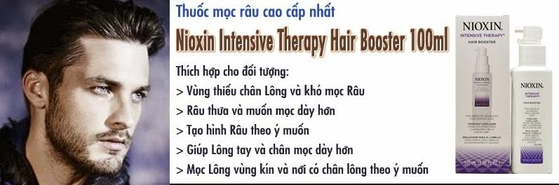 [Hỏi/Đáp] Thuốc Mọc Râu Nioxin Có Kích Thích Mọc Râu Tốt Như Quảng Cáo Không?
