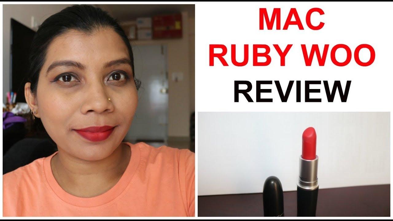 [Sự Thật] Son Mac Ruby Woo Có 'thần Thánh' Đẹp Bất Chấp Mọi Ánh Nhìn?
