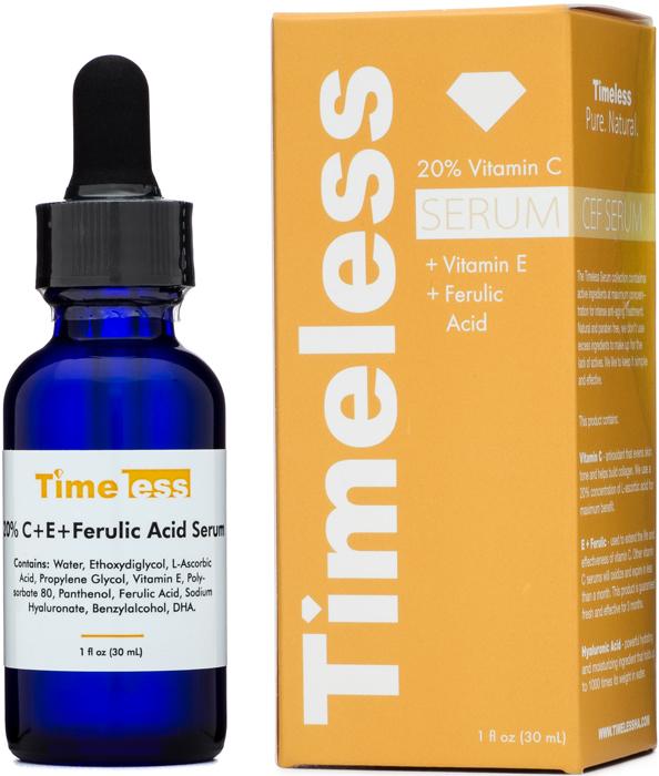 [Review]  Serum Timeless Vitamin C Có Tốt Không? Mua Ở Đâu?