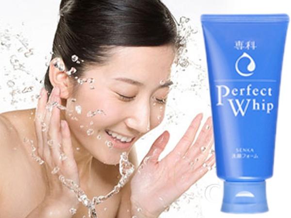 Hướng Dẫn Sử Dụng Sữa Rửa Mặt Perfect Whip Đúng Cách?