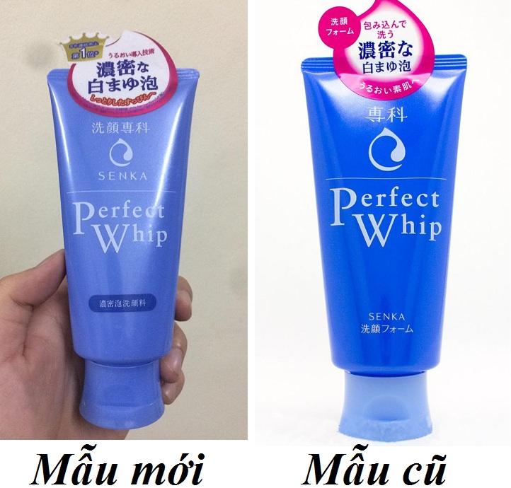 Sữa Rửa Mặt Shiseido Perfect Whip Có Tốt Không?  Dùng Cho Da Nào?