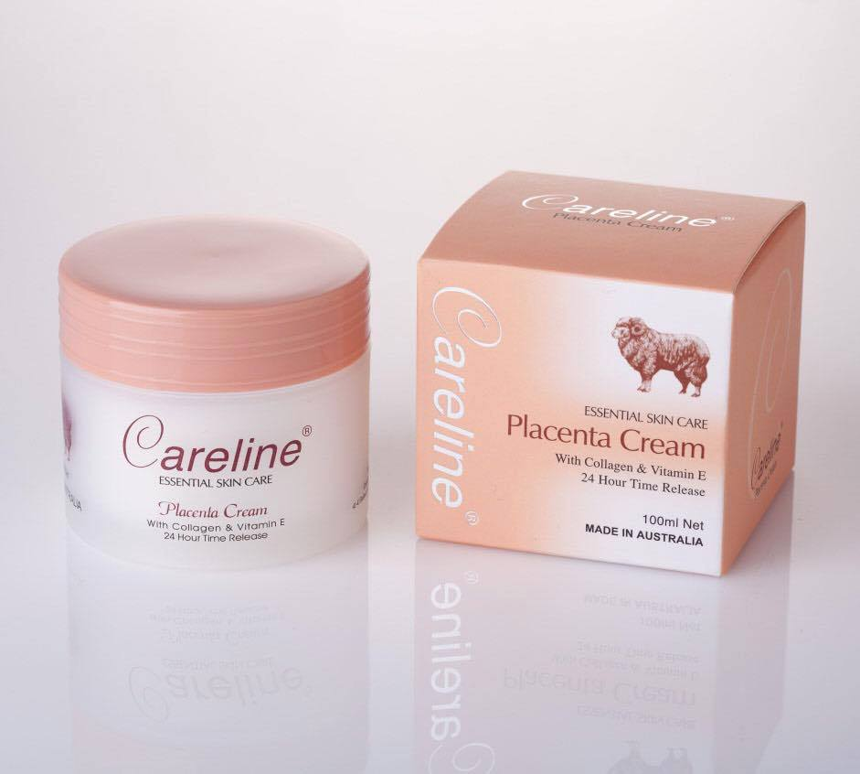 Kem Nhau Thai Cừu Úc Careline Placenta Cream