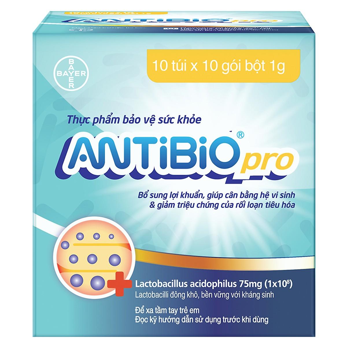 [Đánh Giá] Men Vi Sinh Antibio Có Tốt Không? Có Dùng Được Cho Trẻ Em Không?