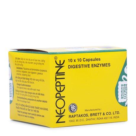 Neopeptine Là Thuốc Gì? Liều Dùng Và Hướng Dẫn Sử Dụng Đúng Cách?