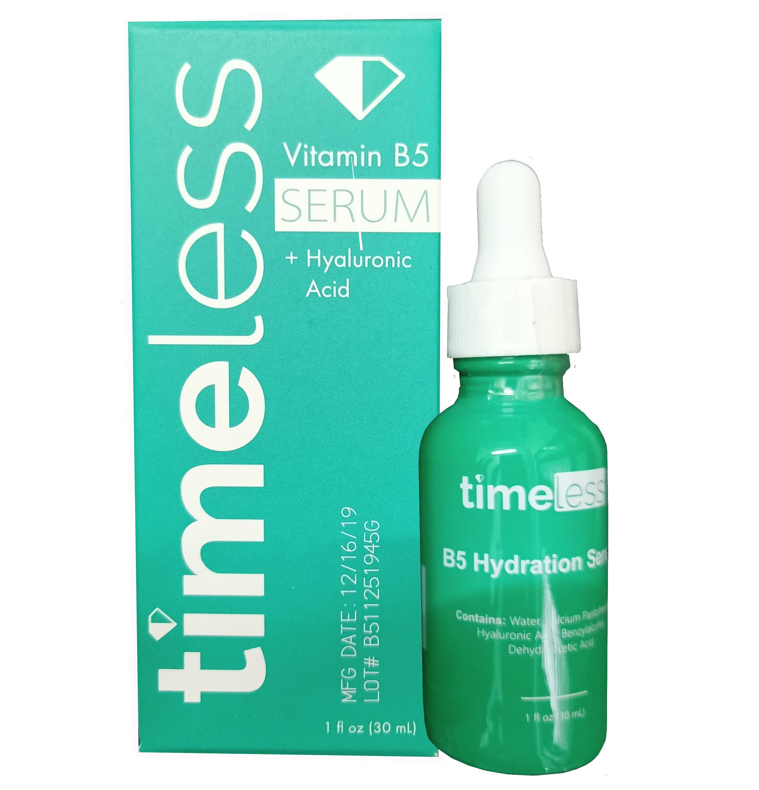 Serum Timeless B5 Hydration Hỗ Trợ Dưỡng Ẩm, Làm Đẹp Da