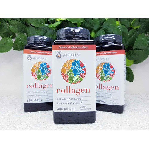 Review Collagen Youtheory Type 1 2 & 3 / Đánh Giá Chi Tiết Từ Người Dùng