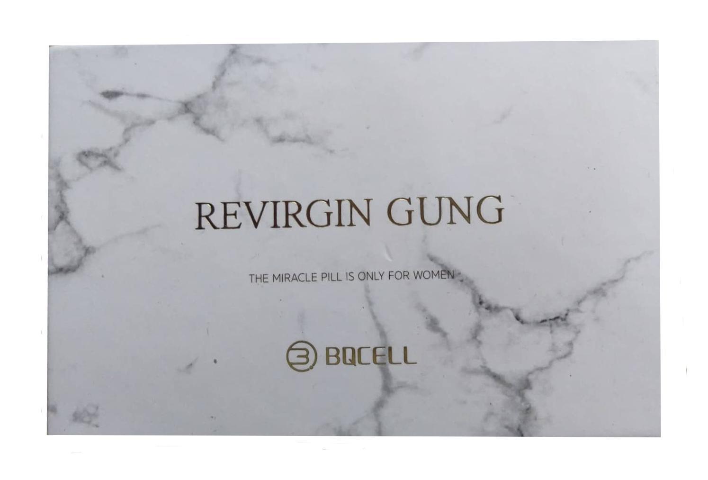 Viên Đặt Se Khít Âm Đạo Revirgin Gung Bqcell Hàn Quốc (Mẫu Mới)