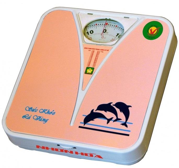 Kiểm Soát Cân Nặng Với Cân Sức Khỏe Nhơn Hòa (0,5 - 120kg)