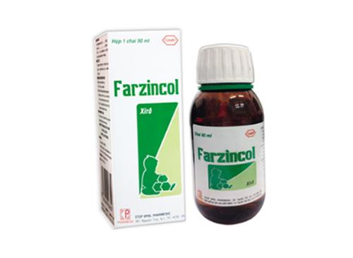 Hậu Quả Khi Cơ Thể Bị Thiếu Kẽm Và Biện Pháp Bổ Sung Kẽm Với Siro Farzincol