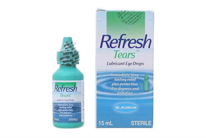 Thuốc Nhỏ Mắt Refresh Tears Có Tốt Không? Đánh Giá Của Người Dùng Như Thế Nào?