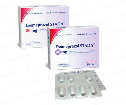 So Sánh Thuốc Trào Ngược Dạ Dày Esomeprazol Và Omeprazol