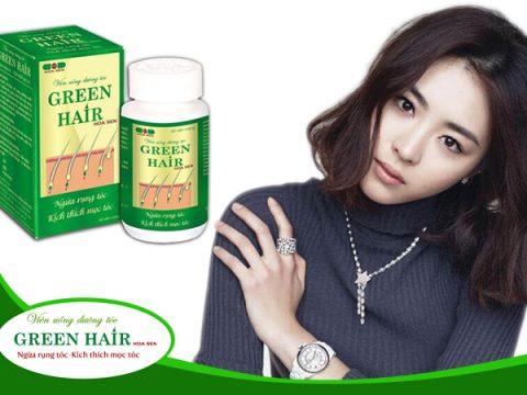 Viên Uống Dưỡng Tóc Green Hair Có Hiệu Quả Không? Review Từ Người Dùng?