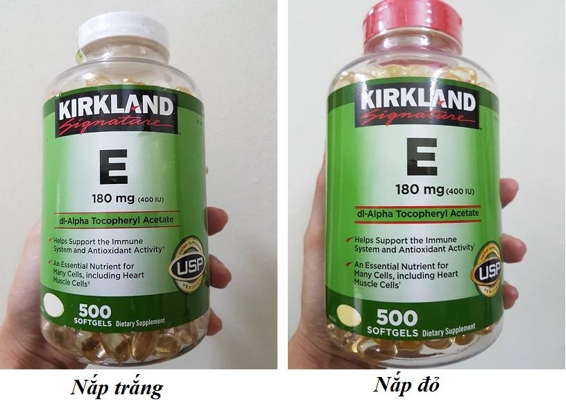 Bật Mí Những Lý Do Bạn Nên Dùng Vitamin E 400 IU Kirkland Ngay Hôm Nay