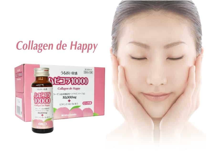 Nghe Đồn Dùng Collagen De Happy 10000mg Rất Tốt Cho Da? Vậy Liệu Trình Sử Dụng Ra Sao?