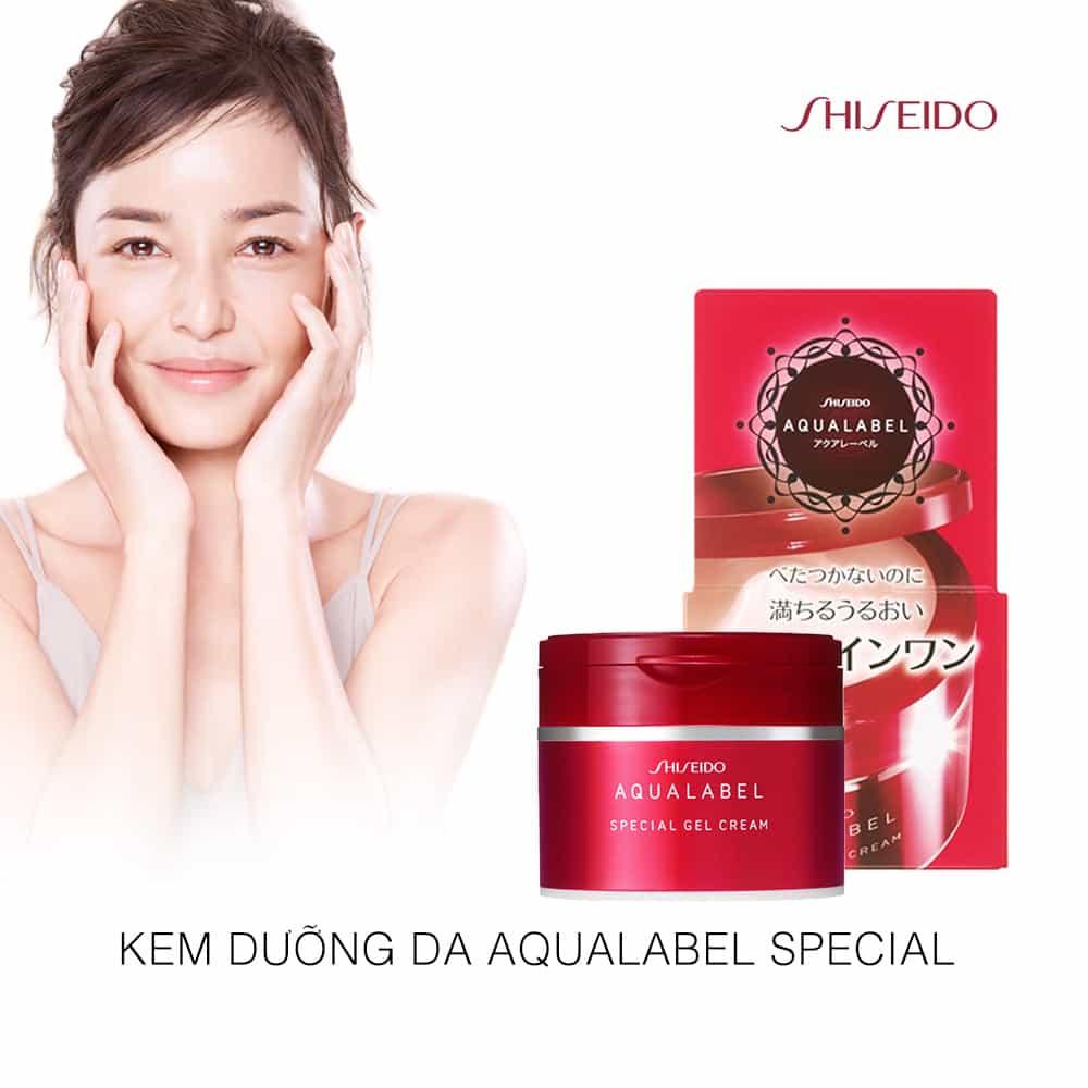 Vạch Trần: Ưu Điểm/nhược Điểm Kem Dưỡng Da Shiseido Aqualabel Là Gì?