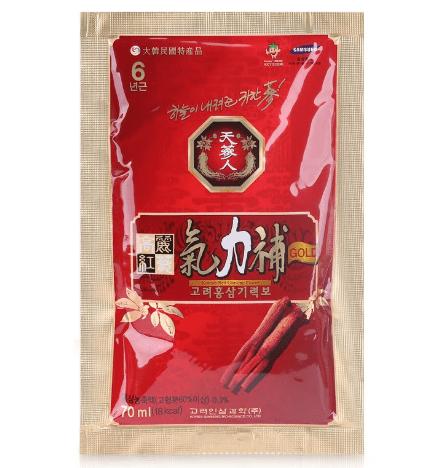 """Review Nước Hồng Sâm Korean Red Ginseng Giryockbo - """"thần Dược"""" Cho Sức Khỏe"""