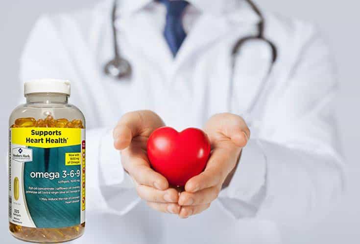 Có Nên Dùng Omega 3 6 9 Member's Mark Supports Heart Health Hay Không?