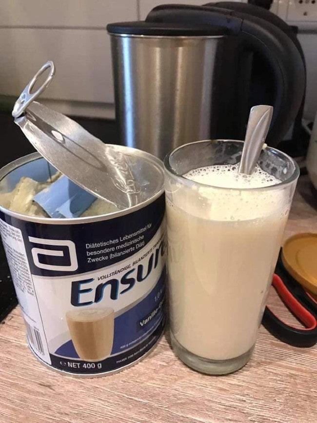 "Review Sữa Ensure Vanille Geschmack - Sữa Bột ""quốc Dân"" Dành Cho Mọi Lứa Tuổi"
