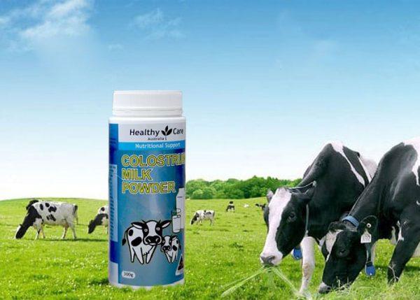 Review Sữa Non Healthy Care Colostrum Milk Powder, Vì Sao Trẻ Nên Dùng?