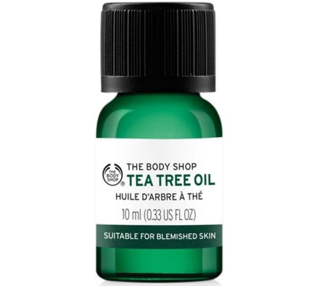Tinh Dầu Tràm Trà Tea Tree Oil The Body Shop Có Tốt Không? Mua Hàng Ở Đâu?