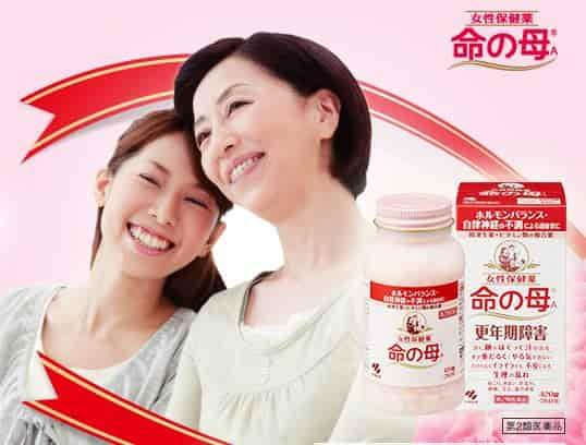Sự Thật: Viên Uống Kobayashi Của Nhật Là Lựa Chọn Hàng Đầu Cho Sức Khỏe - Sinh Lý Nữ