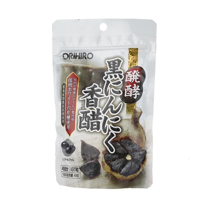 Tỏi Đen Orihiro Là Gì? Công Dụng, Ưu Điểm, Giá Bán Và Nơi Mua Uy Tín?