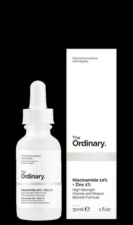 Review Serum The Ordinary Niacinamide 10% + Zinc 1%: Làn Da Sạch Mụn Mờ Thâm Không Khó