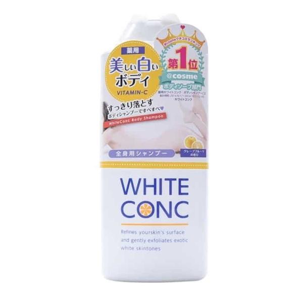Vạch Trần: Sữa Tắm Trắng Da White Conc Body Tốt Thật Không? Dùng Có Bị Bắt Nắng Không?