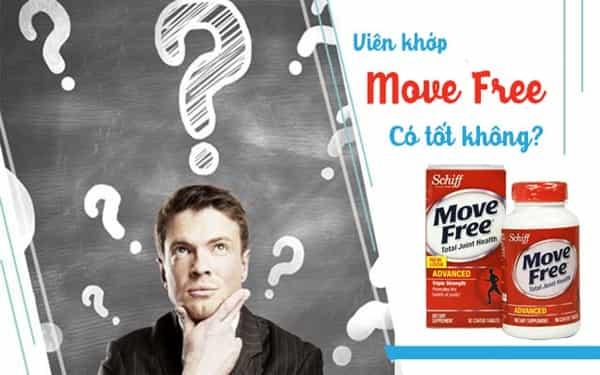 Đánh Giá: Viên Uống Move Free Có Tác Dụng Gì Cho Sức Khỏe? Dùng Cho Đối Tượng Nào?